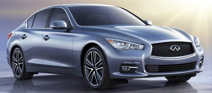 Infiniti Reveals The First Of The Q Models The 2014 Q50 Sedan The Daily Drive Consumer Guide The Daily Drive Consumer Guide