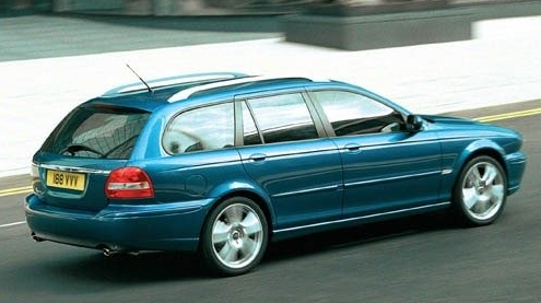 X-Type Wagon