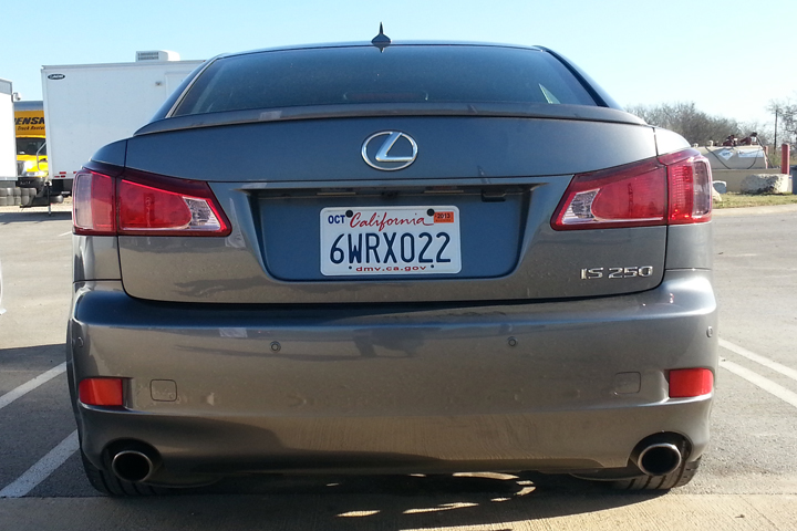 Lexus IS Photos