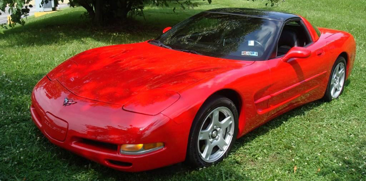 Coolest cars of 1998