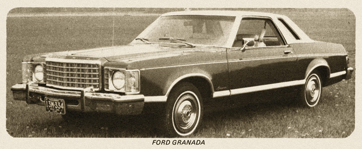 1975 Ford Granada Review