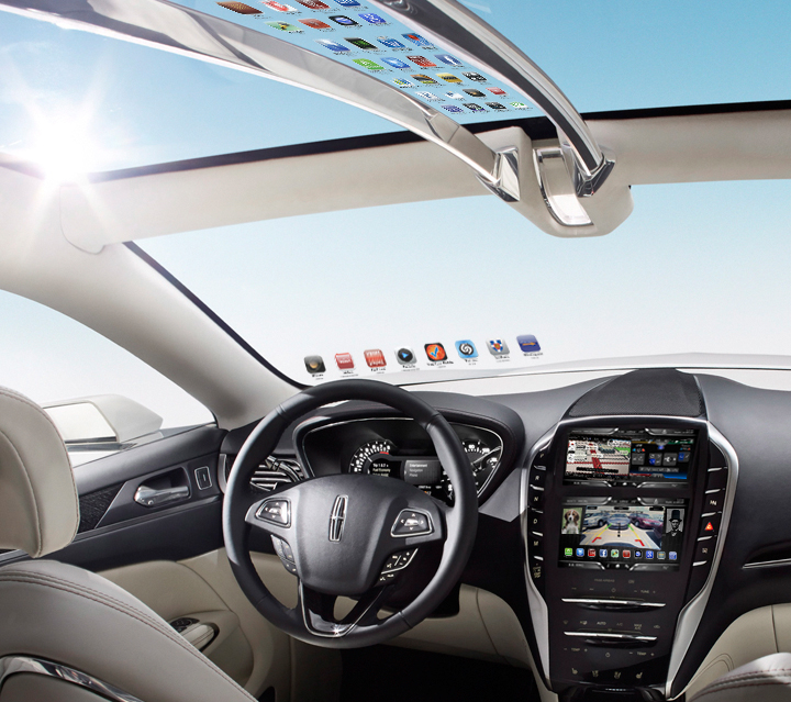 MyLincoln SkyTouch