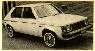 1981 Plymouth Horizon Review