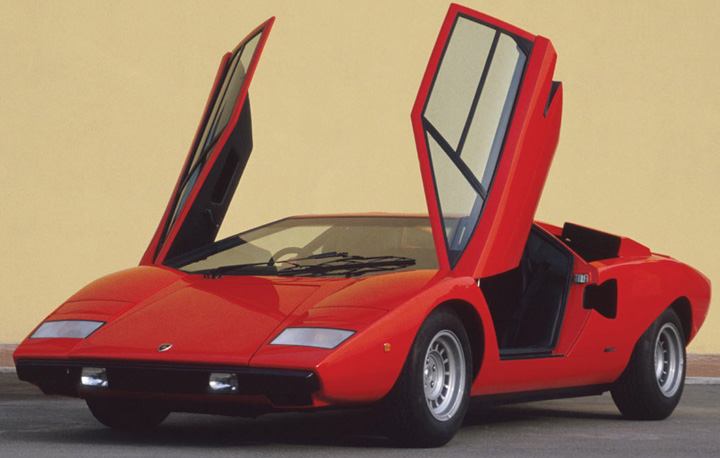 Coolest Cars of 1974
