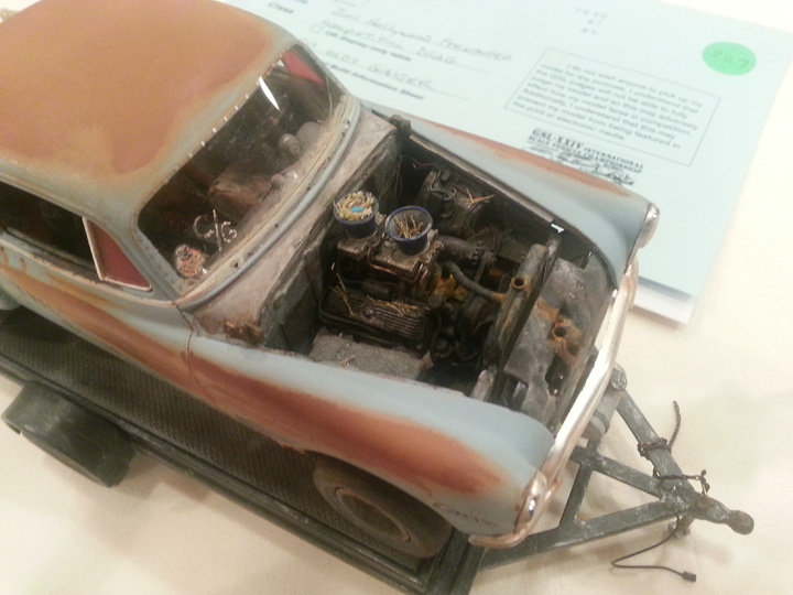 Masterpieces in Scale: The 24th GSL International Model Car