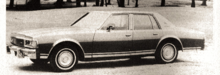 1977 Caprice Review