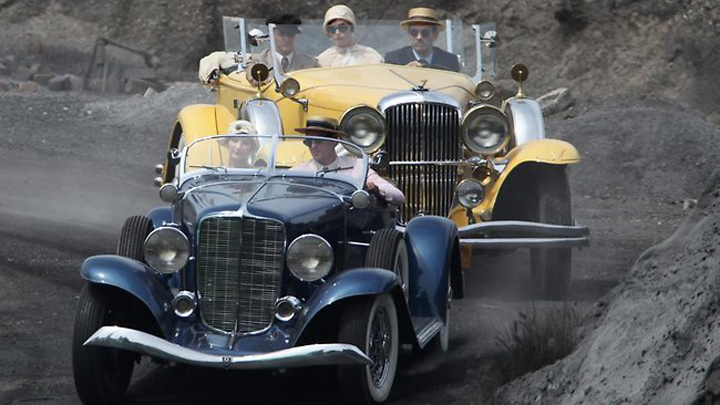 "Cars of ""The Great Gatsby"""