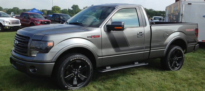 F 150 Tremor >> Sporty Ecoboost Powered Tremor Joins 2014 F 150 Lineup The