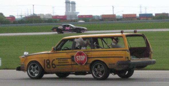 24 Hours of LeMons image gallery