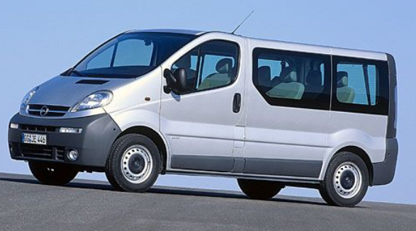 Opel Vivaro, Driving in Serbia