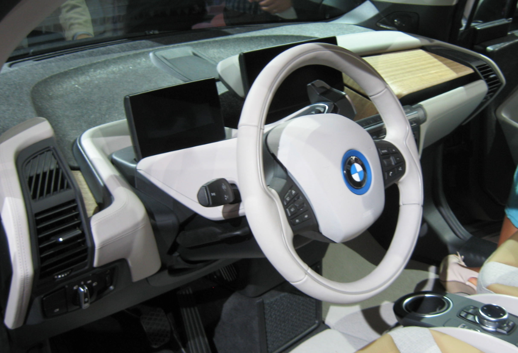 BMW i3, BMW i3 Overview