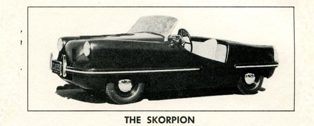 Mystery Cars of 1952