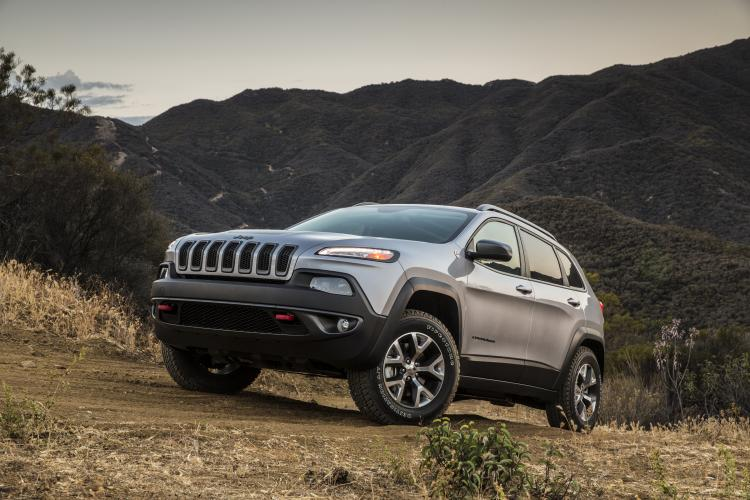 Good Jeep Names >> We Drive The 2014 Jeep Cherokee Familiar Name All New Jeep