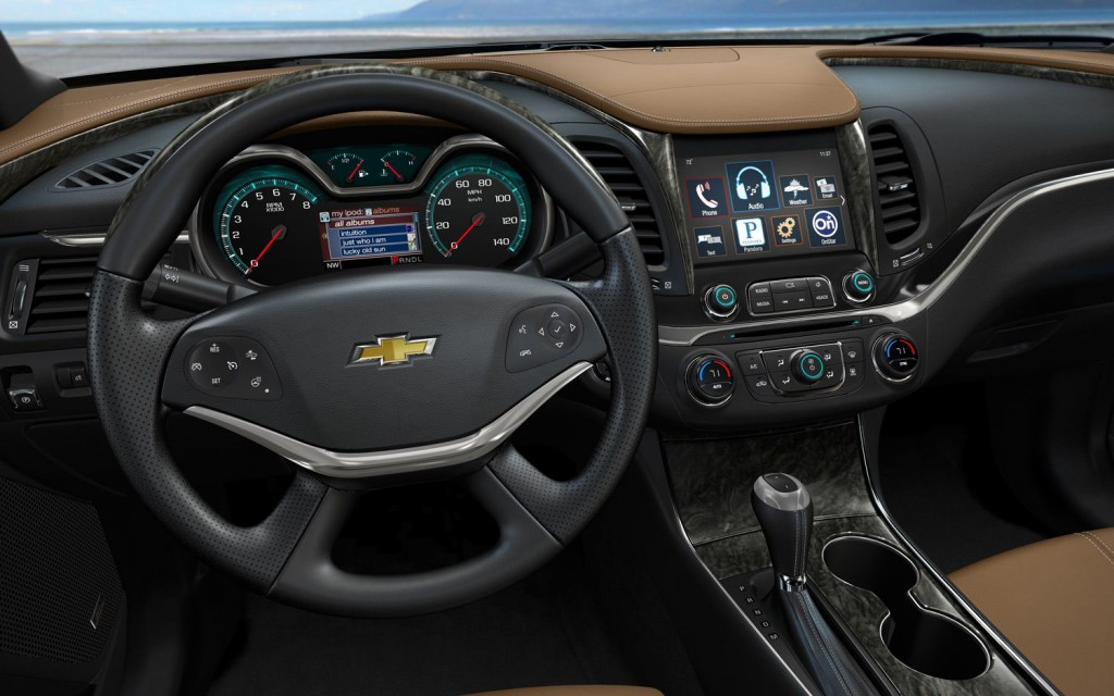 Test Drive: 2014 Chevrolet Impala LTZ | The Daily Drive | Consumer Guide® The Daily Drive ...