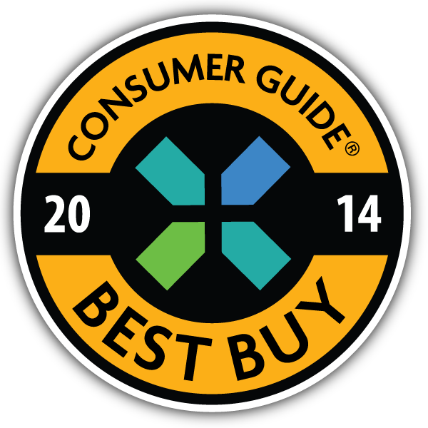 meet the 2014 consumer guide best buys the daily drive consumer rh blog consumerguide com Fishing Sustainable Consumer Guide Consumer Guide Logo