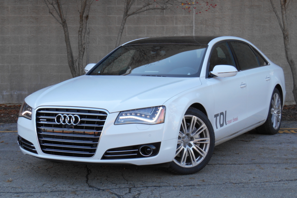 Test Drive 2014 Audi A8 L Tdi The Daily Drive Consumer Guide