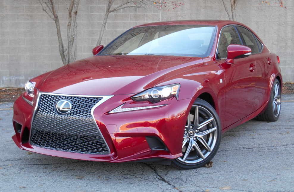 Test Drive: 2014 Lexus IS 350 AWD | The Daily Drive | Consumer Guide® The  Daily Drive | Consumer Guide®