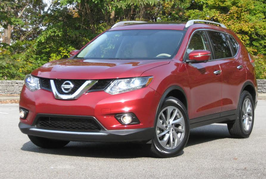 2014 nissan rogue first drive stepping up the game the daily drive consumer guide the. Black Bedroom Furniture Sets. Home Design Ideas