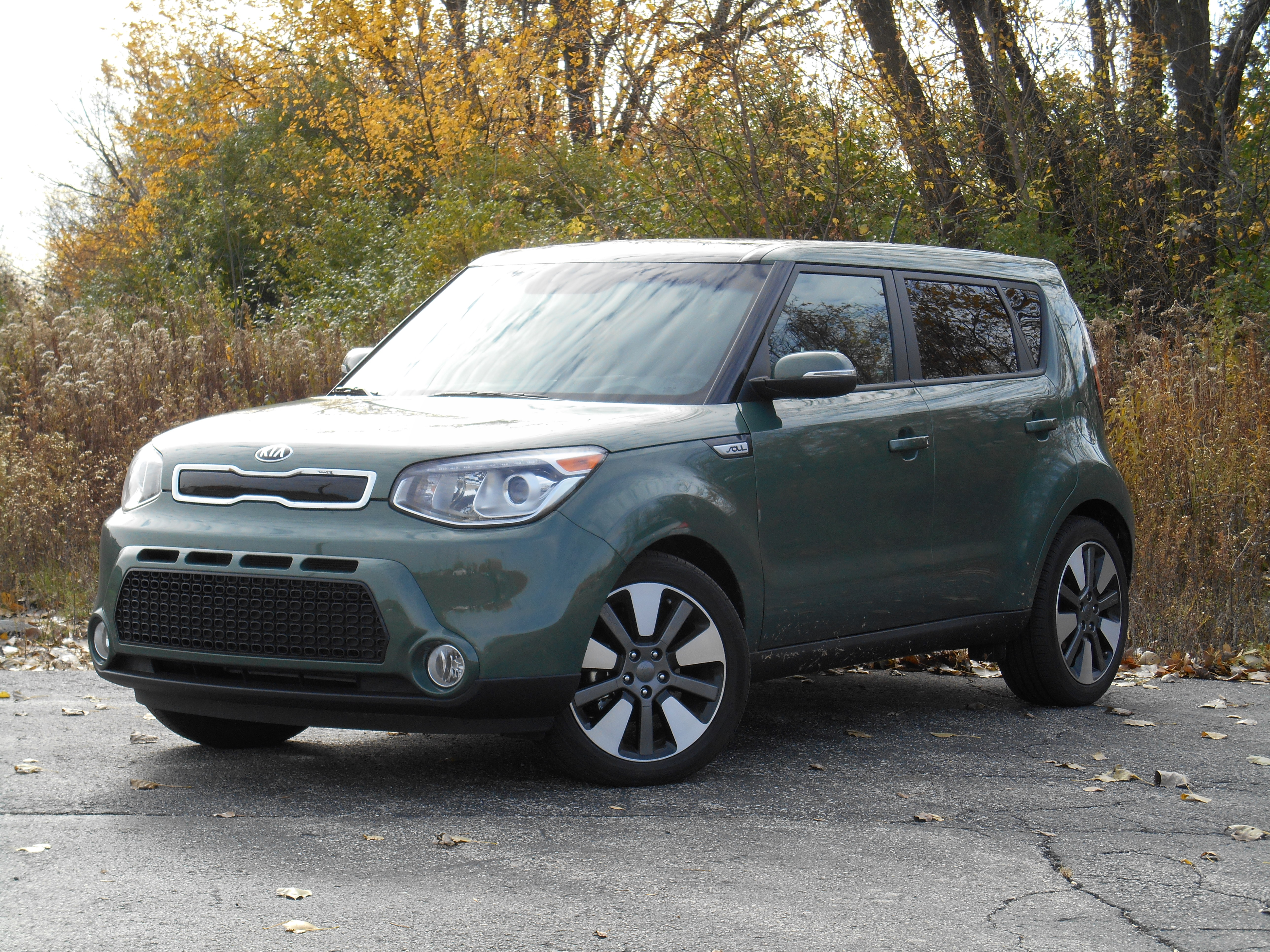 Test Drive 2014 Kia Soul Exclaim The Daily Drive