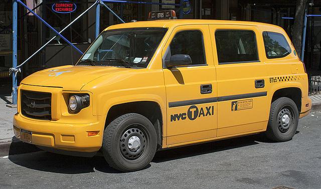 VPG MV-1 Taxi