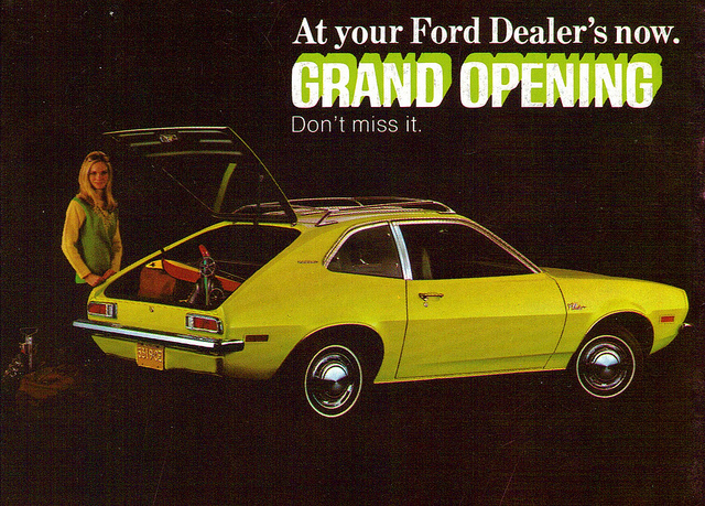 2017 Ford F150 Colors >> Automotive Lemons! Ten Classic Car Ads Featuring Yellow Cars | The Daily Drive | Consumer Guide ...