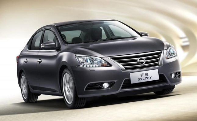 Nissan-Sylphy-3
