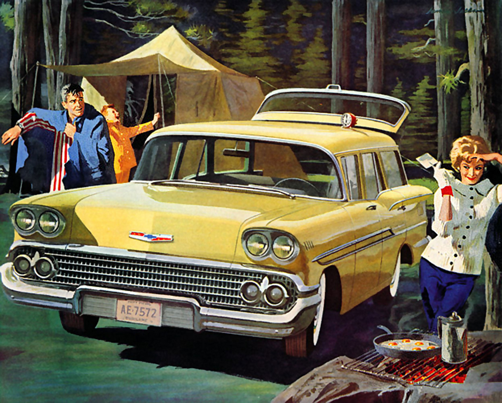 Automotive Lemons Ten Car Ads Featuring Yellow Cars on 1950 packard adds