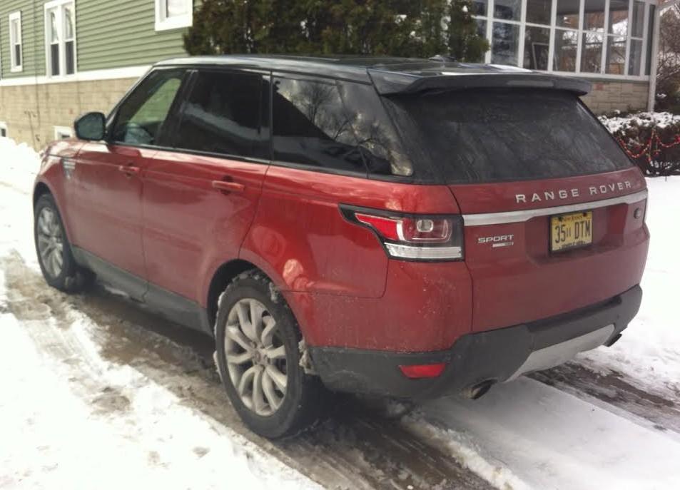 2014 Range Rover Sport HSW