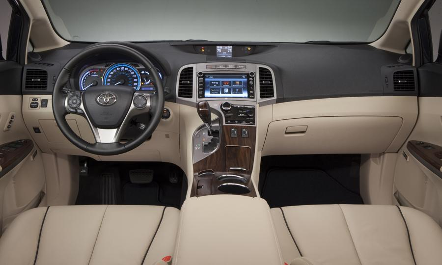 test drive 2014 toyota venza xle the daily drive consumer guide the daily drive consumer. Black Bedroom Furniture Sets. Home Design Ideas