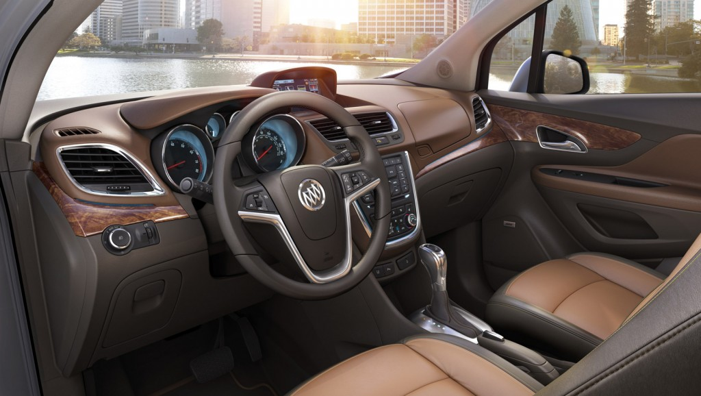 Test Drive: 2014 Buick Encore | The Daily Drive | Consumer Guide ...