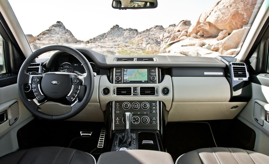 Test Drive 2014 Land Rover Range Rover Sport Hse The