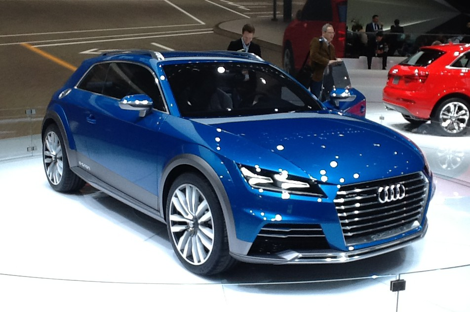 Allroad Shooting Brake Concept