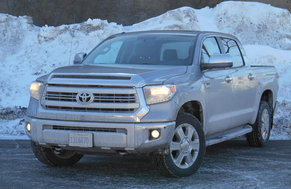 Test Drive: 2014 Toyota Tundra 1794 Edition | The Daily Drive | Consumer  Guide® The Daily Drive | Consumer Guide®