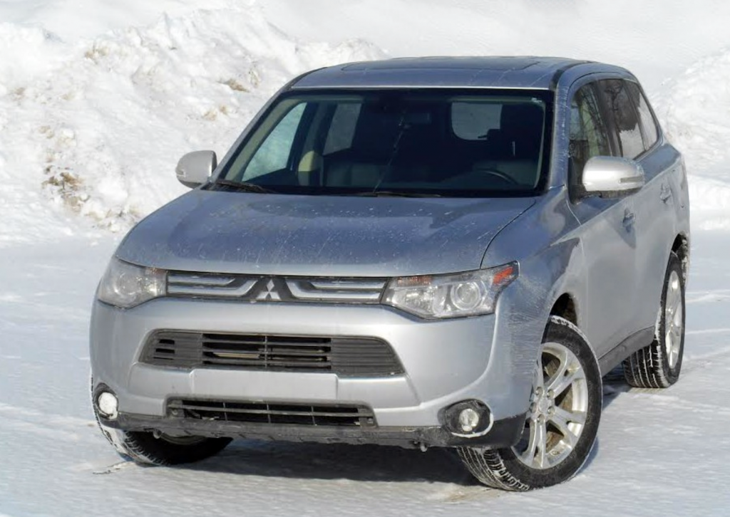 Long-term Update: 2014 Mitsubishi Outlander | The Daily Drive