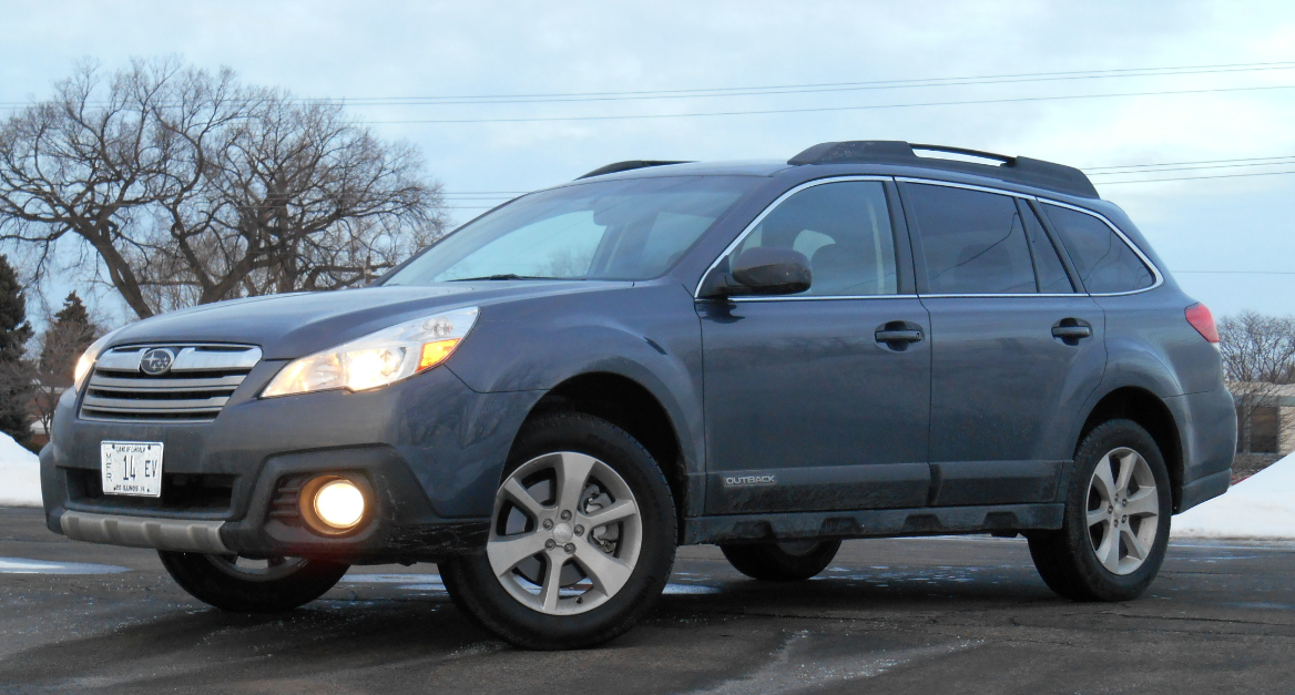 Test Drive: 2014 Subaru Outback 3.6R Limited   The Daily Drive ...