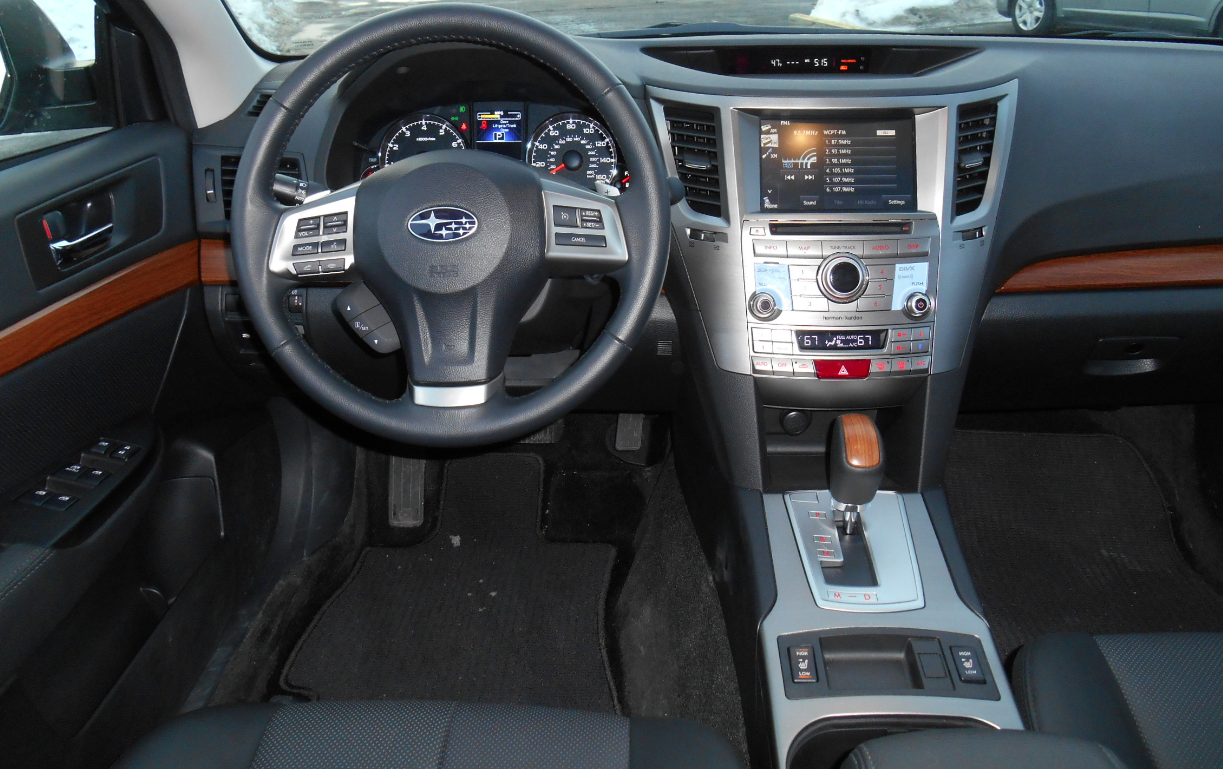 Test Drive: 2014 Subaru Outback 3.6R Limited | The Daily ...