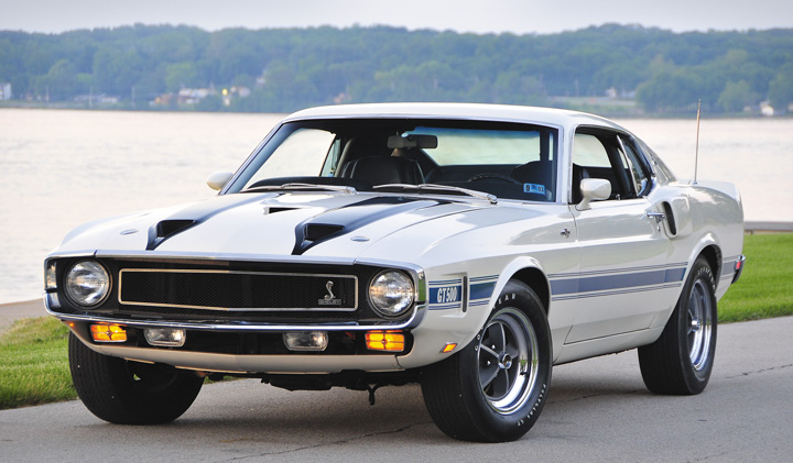 1970 Shelby GT-500 Fastback