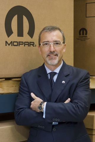 Pietro Gorlier heads Chrysler's Mopar operations. Pietro comes to Chrysler via Fiat, which he joined in 1989. BU009_001EX_2_