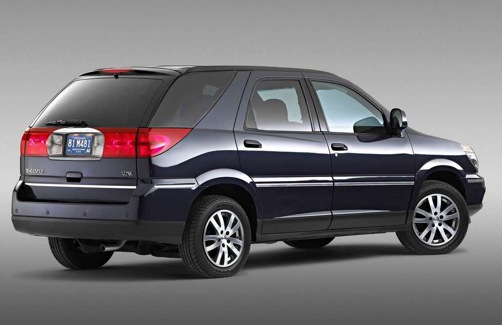 Sport Utility Yuck The Ugliest Suvs Of The Past Twenty Years The