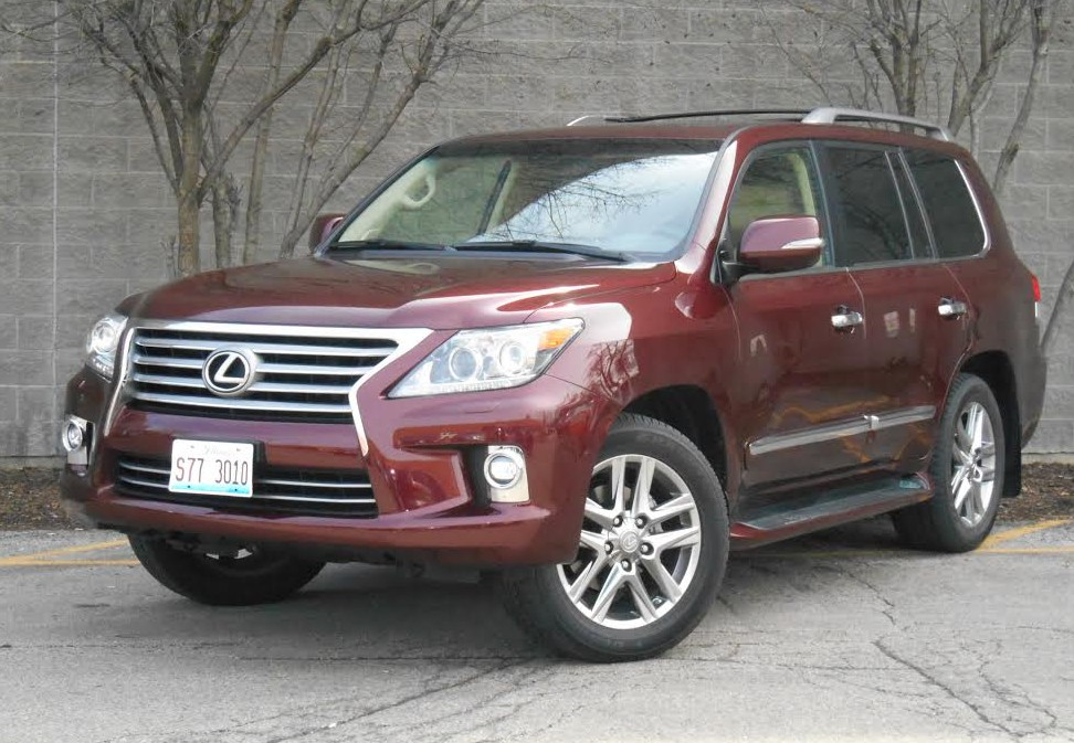 Test Drive: 2014 Lexus LX 570 | The Daily Drive | Consumer