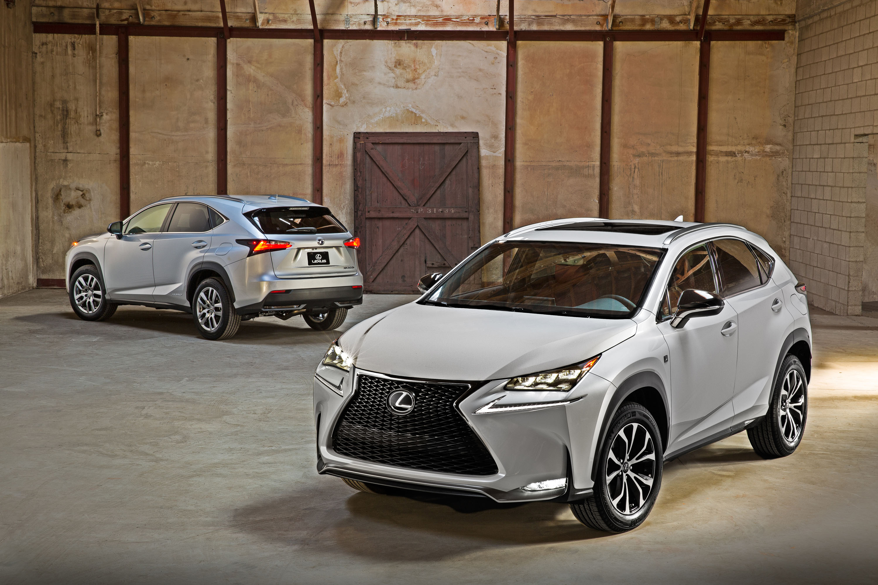 suv updated lexus nx the