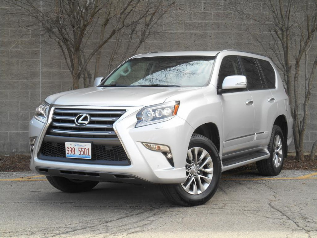 test drive 2014 lexus gx 460 the daily drive consumer. Black Bedroom Furniture Sets. Home Design Ideas