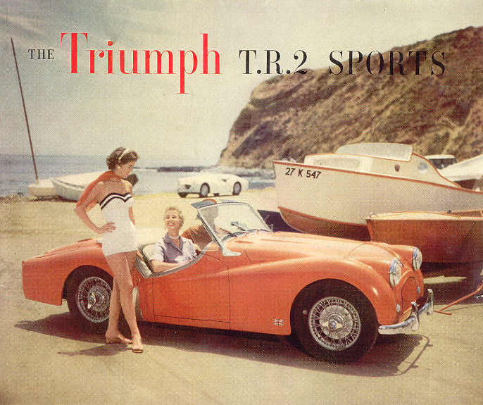 Classic Car Ads Sexy Ladies Edition The Daily Drive Consumer - Classic car guide