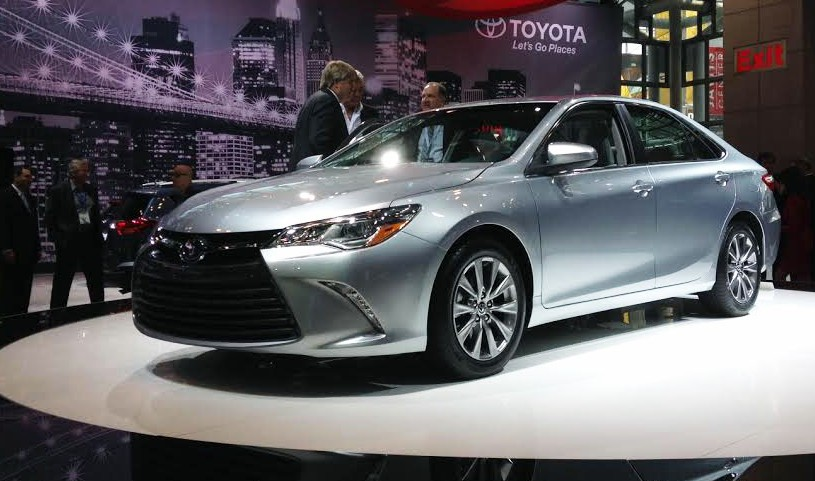 Camry, Camry Styling