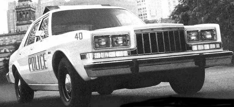 diplomat, Chrysler M-Body