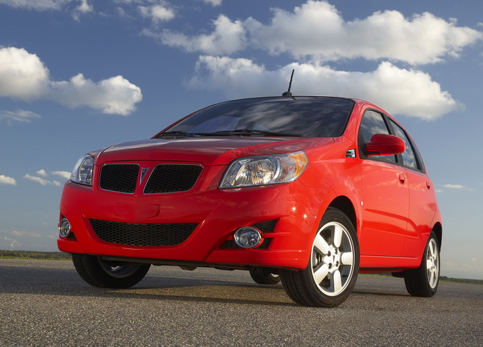 One and Out The 2009 Pontiac G3  The Daily Drive  Consumer