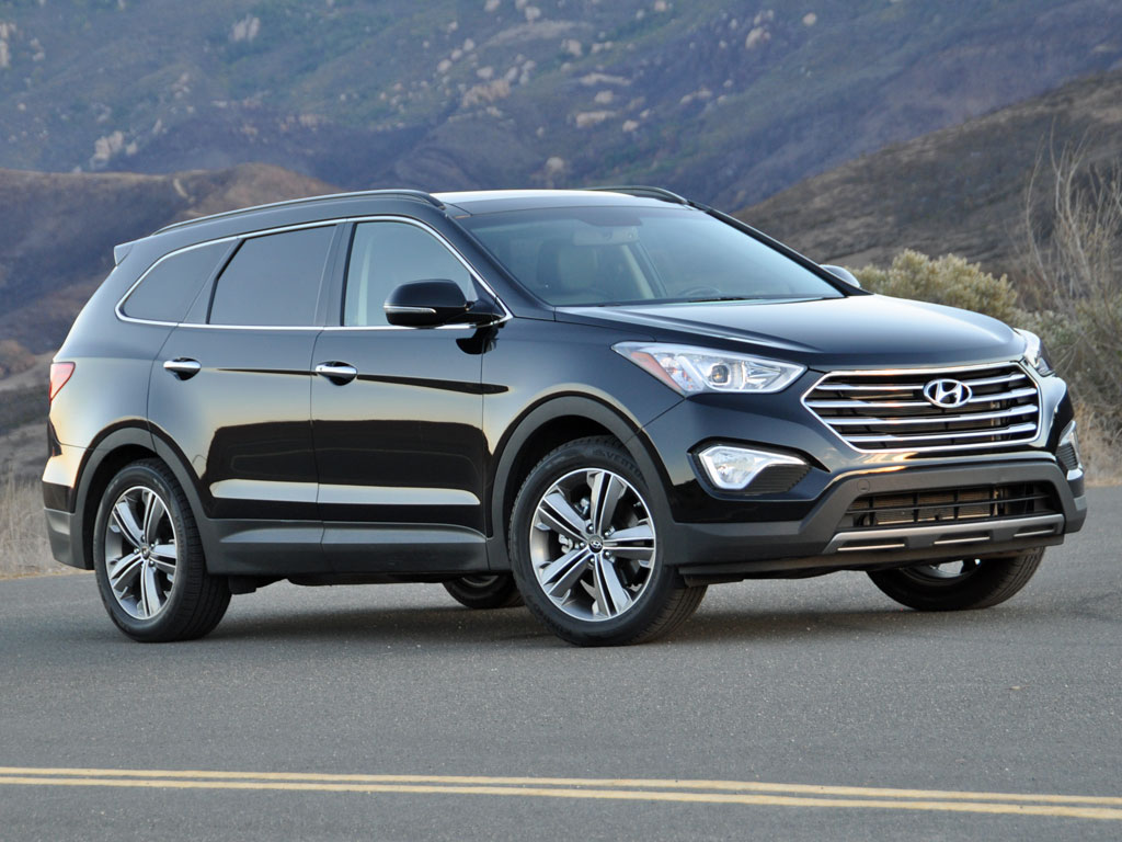 2014 Hyundai Santa Fe Limited For Sale >> Test Drive 2014 Hyundai Santa Fe Limited The Daily Drive