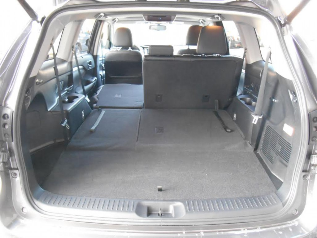 Vehicles With 3rd Row Seating That Folds Flat
