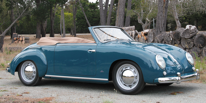 Photo Feature 1953 Dannenhauer And Stauss Cabriolet The Daily Drive Consumer Guide 174 The