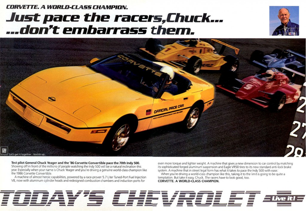 Corvette Fun Facts C4 1984 1996 The Daily Drive